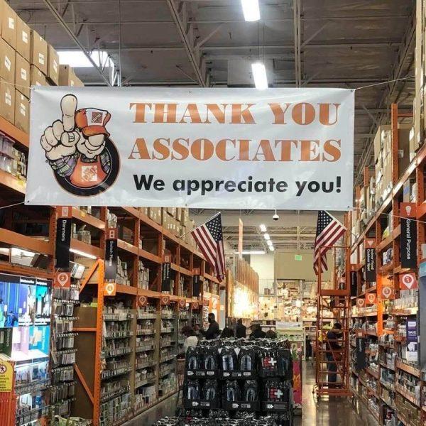 thank you associates